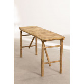Bambus Tisch im Freien Marie, Miniaturansicht 3