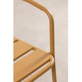 Stuhl Janti  mit Armlehnen, Miniaturansicht 6