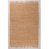 Teppich Calmah aus Naturhanf, Miniaturansicht 1