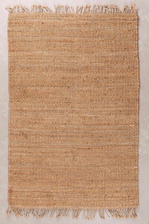 Teppich Calmah aus Naturhanf, Galeriebild 1