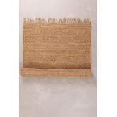 Teppich Calmah aus Naturhanf, Miniaturansicht 2