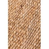 Teppich Calmah aus Naturhanf, Miniaturansicht 4