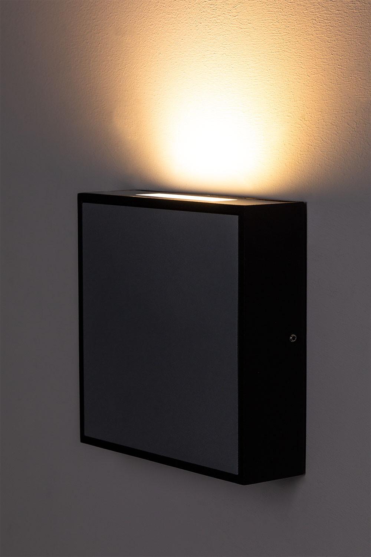 Pulhi Outdoor LED Wandleuchte, Galeriebild 1