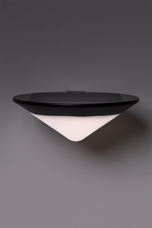 Aizah Solar LED Außenwandleuchte , Galeriebild 1