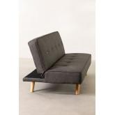 Bettsofa 3 Sitz aus Leinen und Stoff Orbun Colors, Miniaturansicht 5