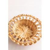 Dekorative Platte in Rewa Bambus, Miniaturansicht 3