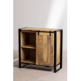 Kiefer Wood Garderobe, Miniaturansicht 4
