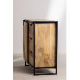 Kiefer Wood Garderobe, Miniaturansicht 5