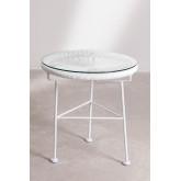Neu Acapulco Weiß Tisch, Miniaturansicht 3
