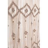 Makramee-Vorhang (215x110 cm) Luana, Miniaturansicht 3