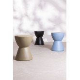 Runder Tao Keramik Beistelltisch, Miniaturansicht 6