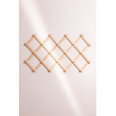 Ixi Double Wood Wandgarderobe, Miniaturansicht 2