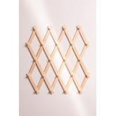 Ixi Double Wood Wandgarderobe, Miniaturansicht 3