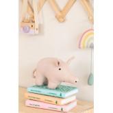 Babe Kinder Baumwolle Plüsch Schwein, Miniaturansicht 1