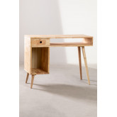 Arlan Wood Storage Desk, Miniaturansicht 2