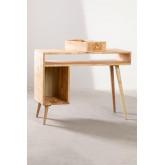 Arlan Wood Storage Desk, Miniaturansicht 3
