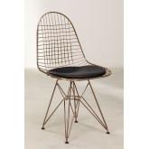 Stuhl BRICH metallisiert, Miniaturansicht 2