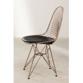 Stuhl BRICH metallisiert, Miniaturansicht 3