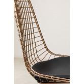 Stuhl BRICH metallisiert, Miniaturansicht 6