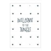 Dekorative Klinge (50x70 cm) Jungle Kids, Miniaturansicht 2