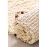 Teppich aus Baumwolle und Wolle (215 x 125 cm) Ariana, Miniaturansicht 3