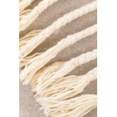 Teppich aus Baumwolle und Wolle (215 x 125 cm) Ariana, Miniaturansicht 4