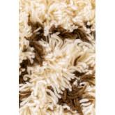 Teppich aus Baumwolle und Wolle (215 x 125 cm) Ariana, Miniaturansicht 5