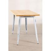 Tisch LIX Vintage Holz (120x60), Miniaturansicht 3