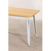 Tisch LIX Vintage Holz (120x60), Miniaturansicht 4