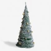 Weihnachtsbäume und -schmuck