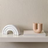 Accessoires und Bürodekoration