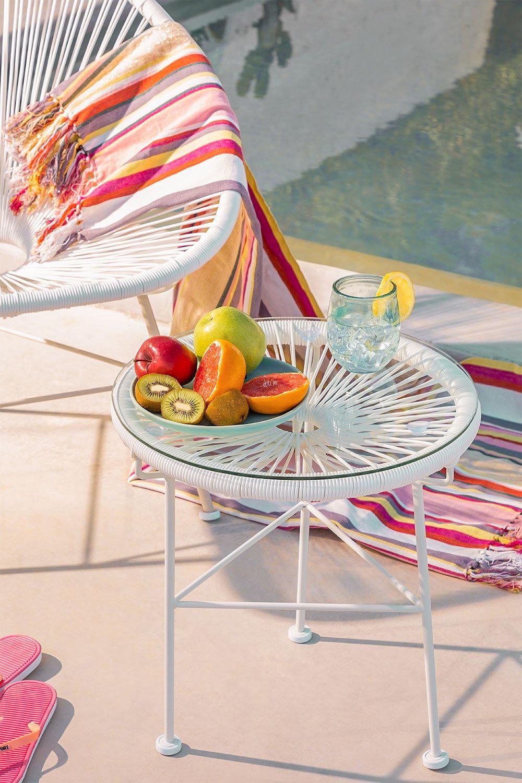 Neu Acapulco Weiß Tisch, Galeriebild 1