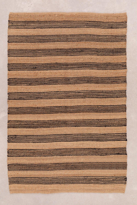 Naturjute-Teppich (251x162 cm) Seil, Galeriebild 1