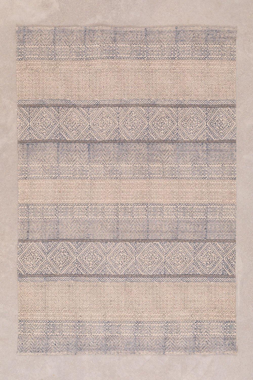 Baumwollteppich (182,5x118 cm) Vintur, Galeriebild 1