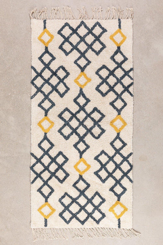 Baumwollteppich (161x71 cm) Mandi, Galeriebild 1