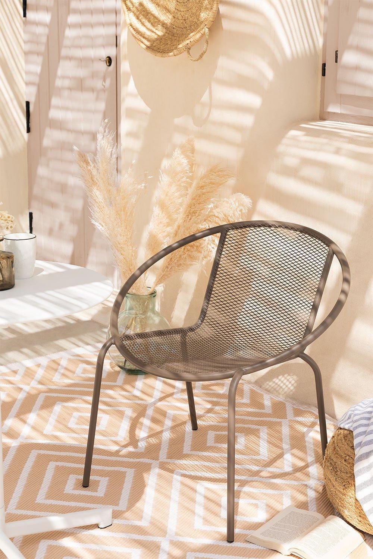 Pack 2 Sessel für Garden Dylha, Galeriebild 1