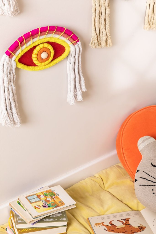 Ull Kids dekorativer Teppich, Galeriebild 1