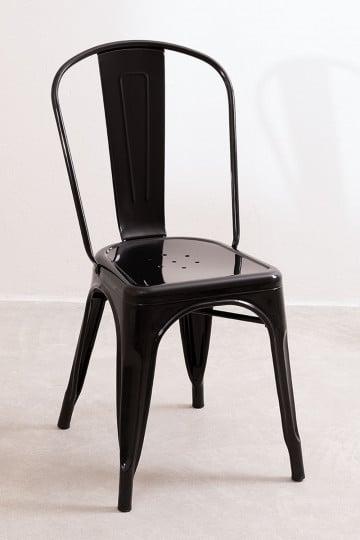 Pack 4 Stühle LIX