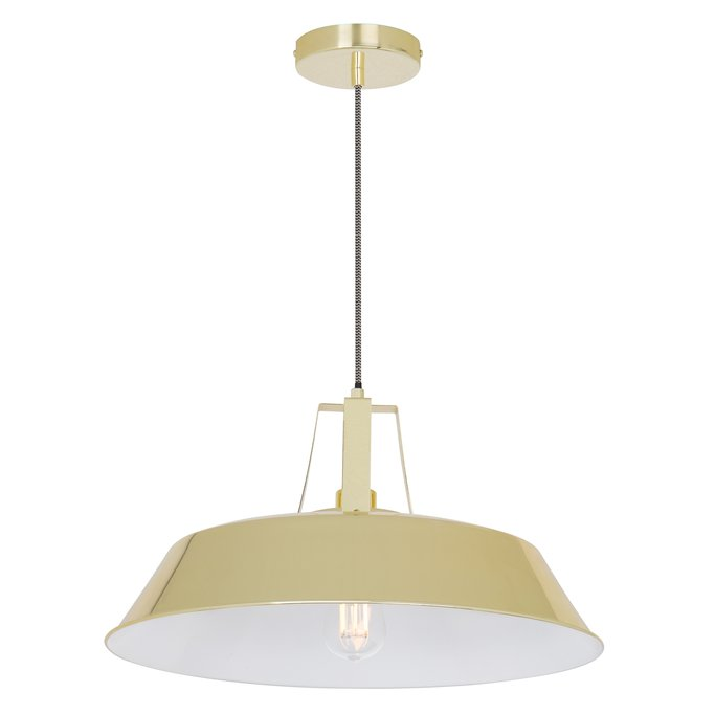 Lampe Workshop metallisiert, Galeriebild 1