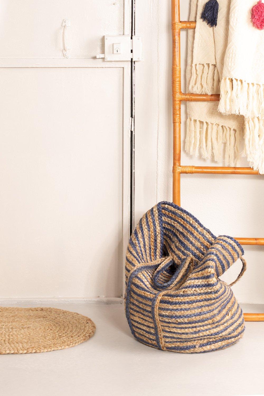 Jute Saku Bag, Galeriebild 1