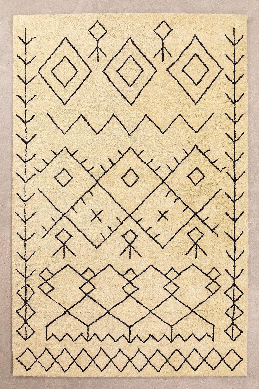 Alfombra en Lana (242x157 cm) Rekki, Galeriebild 1