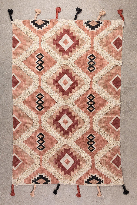 Baumwollteppich (210x121,5 cm) Yude, Galeriebild 1