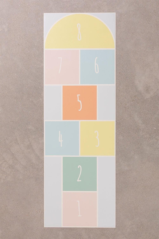 Vinylteppich (175x60 cm) Sambori Kids, Galeriebild 1