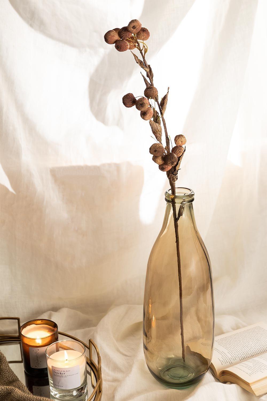 Packung mit 2 künstlichen Zweigen Pflaumenblüte, Galeriebild 1