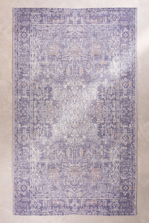 Baumwoll-Chenille-Teppich (300 x 180 cm) Anissa, Galeriebild 1