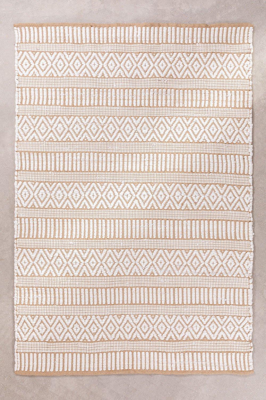 Hanf Teppich (180x120 cm) Tolose, Galeriebild 1