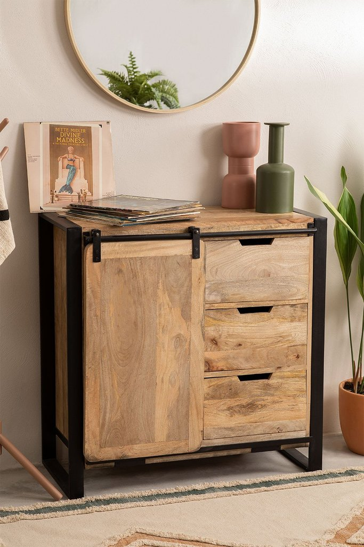 Kiefer Wood Garderobe, Galeriebild 1
