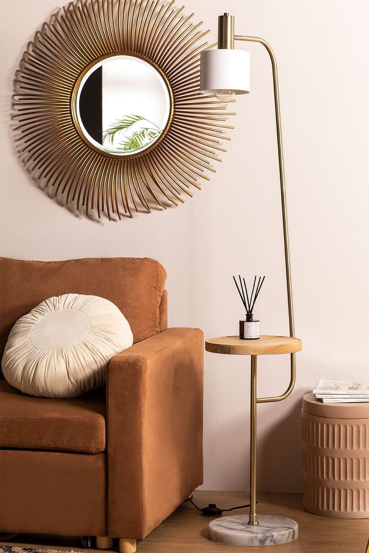 Stehlampe mit Tisch Águeda, Galeriebild 1
