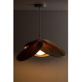 Lámpara de Techo en Hoja de Coco (Ø53 cm) Kilda, imagen miniatura 3