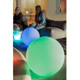Lámpara de Suelo Led para Exterior Esfera, imagen miniatura 1